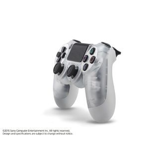 Sony Dualshock PS4 - Crystal