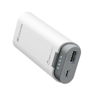 POWERBANK 5200 MAH - CELLULARLINE