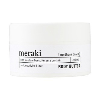 Meraki body butter, northern dawn 200 ml