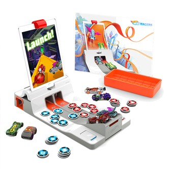 Osmo interaktivt spil til iPad, Hot Wheels MindRacers Kit