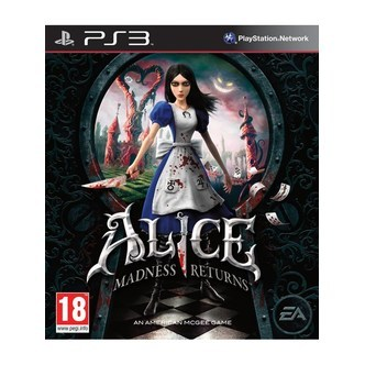 Alice: Madness Returns - Sony PlayStation 3 - Action