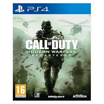 Call of Duty: Modern Warfare Remastered - Sony PlayStation 4 - FPS