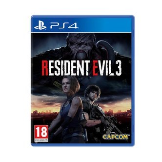 Resident Evil 3 - Sony PlayStation 4 - Action/Adventure
