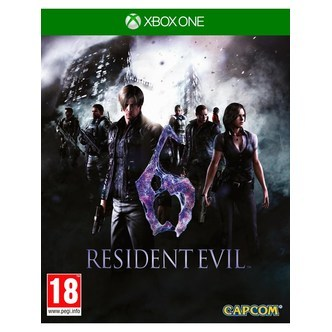 Resident Evil 6 - Microsoft Xbox One - Action
