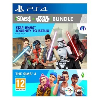 The Sims 4 Star Wars: Journey To Batuu - Base Game - Sony PlayStation 4 - Virtual Life