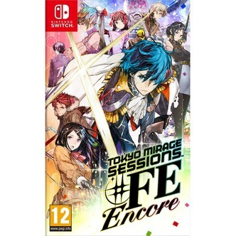 Tokyo Mirage Sessions #FE Encore - Nintendo Switch - RPG