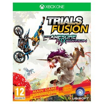 Trials Fusion: The Awesome Max Edition - Microsoft Xbox One - Racing
