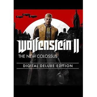 Wolfenstein II: The New Colossus Digital Deluxe Edition - Windows - FPS