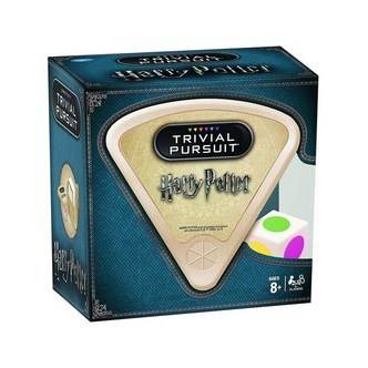 Winning Moves Trivial Pursuit - Harry Potter (ENG)