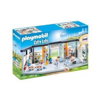 Playmobil City Life - Furnished Hospital Wing