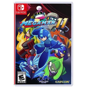 Megaman 11 - Nintendo Switch - Action