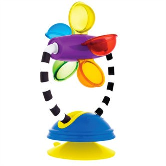 Sassy Spin Spill Bath Toy