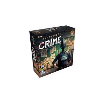 Chronicles Of Crime - Dansk