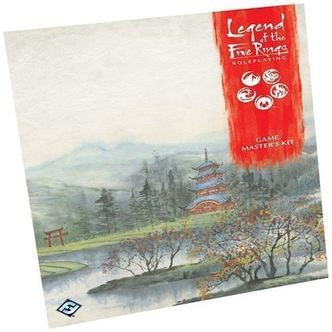 Legend of the Five Rings  Game Master Kit