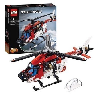 LEGO Technic 42092 rednings helikopter