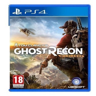 Tom Clancys Ghost Recon Wildlands - Ps4
