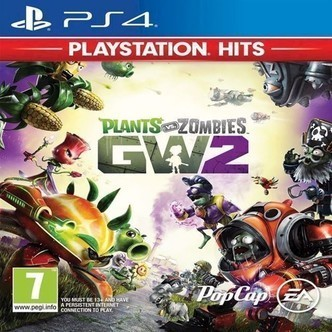 Plants vs Zombies Garden Warfare 2 Nordic Playstation Hits - PS4