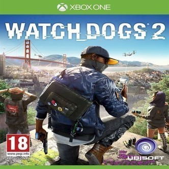Watch Dogs 2 Nordic - XBOX ONE