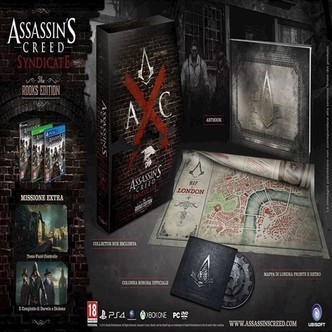 Assassins Creed Syndicate Nordic - PS4