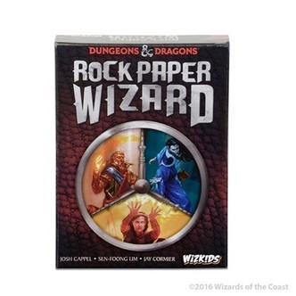 Spil, Dungeons & Dragons - Rock Paper Wizard