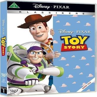 Disneys Toy Story  DVD