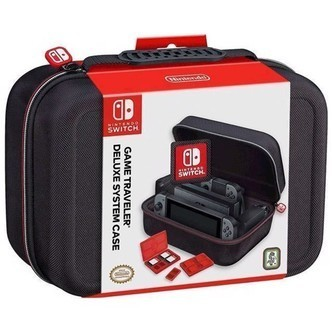 Nintendo Switch Game Traveler Deluxe System Travel Case - Nintendo Switch