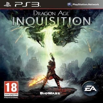Dragon Age III 3 Inquisition Essentials - PS3
