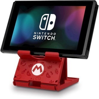 Hori Official Nintendo Switch Compact Playstand Mario Nintendo Switch