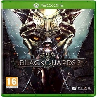 Blackguards 2  Limited Day One Edition - PS4