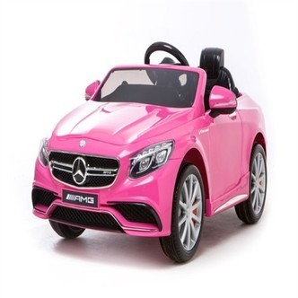Azeno - Electric Car - Mercedes GLC Couple - Pink (6950330)