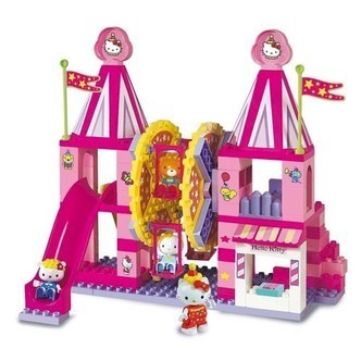 Hello Kitty fun Park, 114dlg, Unico
