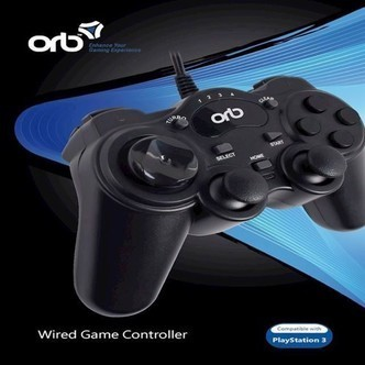 Wired Playstation 3 Controller ORB - PS3