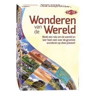 Wonders of the World kortspil