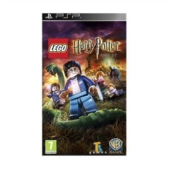 Lego harry potter år 5-7 PSP