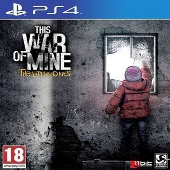 This War of Mine The Little Ones - PS4