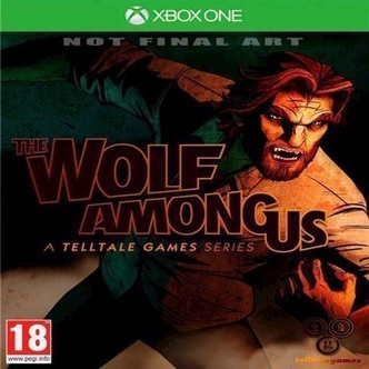 The Wolf Among Us Xbox One - Xbox One