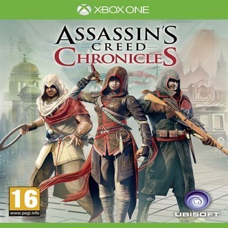 Assassins Creed Chronicles Nordic - PS4