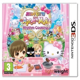 Hello Kitty and the Apron of Magic Rhythm Cooking - Nintendo 3DS