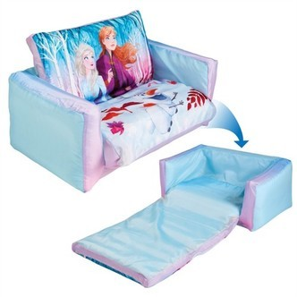 Disney frost 2 junior sovesofa