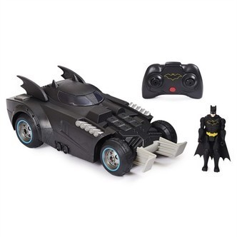 Batman - fjernstyret batmobil Launch & Defend