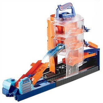 Hot Wheels Superspin bilforhandler