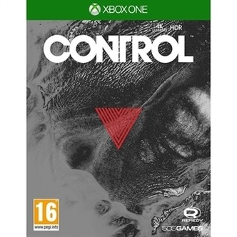Control retail exclusive edition nordic  PS4