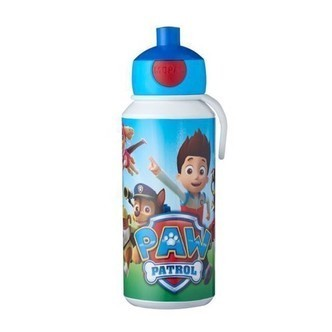Rosti Mepal Pop-up Paw Patrol Drikkeflaske 400 ml