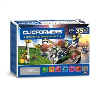 Clicformers creative master sæt