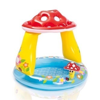 Badebassin, Intex Baby Pool Svamp