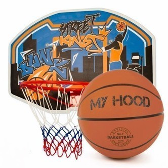 My Hood - Wall-mount Basketball ring