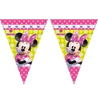 Banner Minnie Mouse