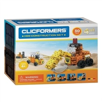 Clicformers Mini Construction Sæt