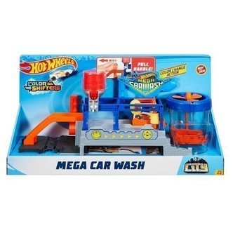 Hot Wheels Ultimate Series, Mega Car Wash