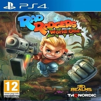 Rad Rodgers - PS4